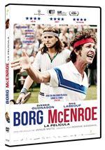 Borg - McEnroe. La película - DVD