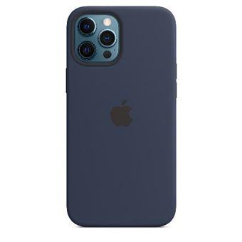 Funda de silicona con MagSafe Apple Azul marino oscuro para iPhone 12 Pro Max