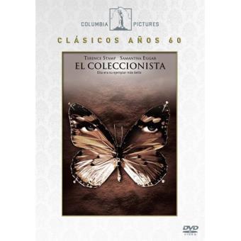 El coleccionista - DVD