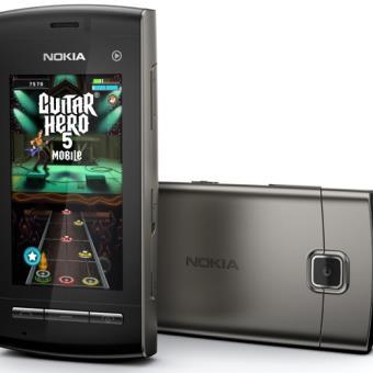 Nokia 5250 Azul  ( PRODUCTO REACONDICIONADO )