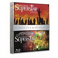 Jesucristo Superstar - Película + Musical - Blu-Ray