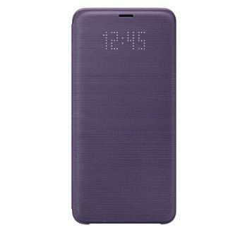 Funda Samsung Led View Cover Púrpura para Samsung S9+