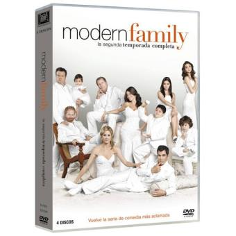 Modern FamilyModern Family - Temporada 2 - DVD