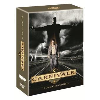 Pack Carnivale: La colección Completa - DVD