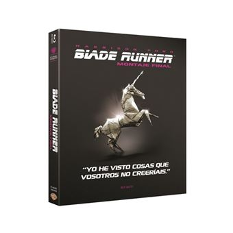 Blade Runner - Montaje final Ed Iconic - Blu-Ray
