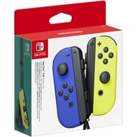 Set Mando Joy-Con azul / amarillo neón - Nintendo Switch