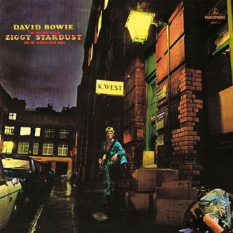 The Rise And Fall Of Ziggy Stardust And The Spiders From Mars - Vinilo