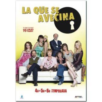 La que se avecinaLa que se avecina - Temporadas 4 a 6 - DVD