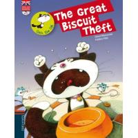 The great biscuit theft + CD