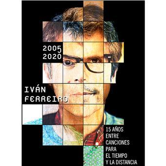 Box Set 2005-2020 15 años entre canciones para el tiempo y la distancia - 5 CDs