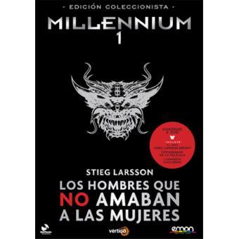 Pack Millennium 1: Los hombres que no amaban a las mujeres (Edición coleccionista) - DVD