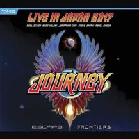 Live In Japan 2017: Escape + Frontiers - Blu-Ray + 2 CD