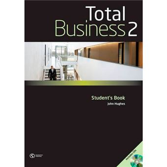 Total Business - Student's Book + CD