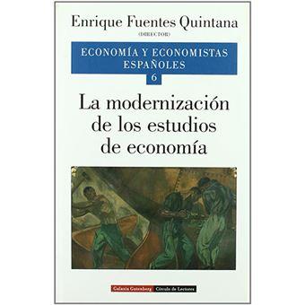 Economía y economistas 6 - La modernización de los estudios de economía