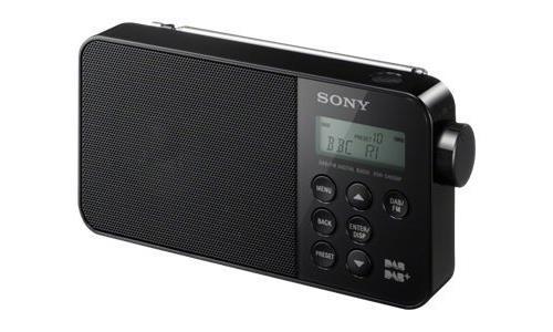 Sony XDRS40DBPB Radio digital Dab