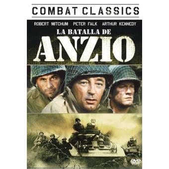 La batalla de Anzio - DVD