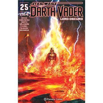 Star Wars Darth Vader Lord Oscuro nº 25/25