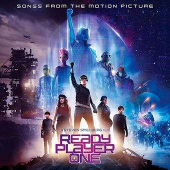 Ready Player One - Songs from the Motion Picture B.S.O.