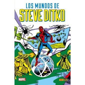 Marvel - Los mundos de Steve Ditko