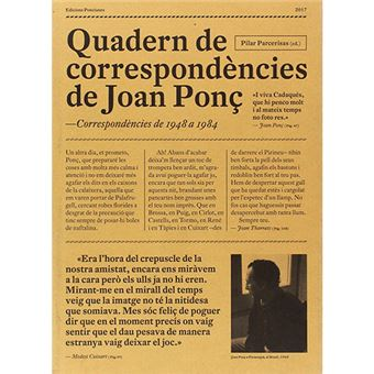 Quadern de correspondències