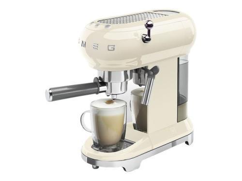 Máquina de café SMEG ECFO1CREU Crema