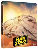 Han Solo: Una historia de Star Wars - Steelbook Blu-Ray