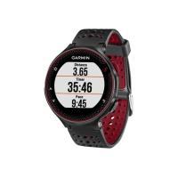 Reloj GPS Garmin Forerunner 235 negro-rojo