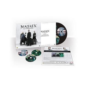 Pack Matrix - Ed Limitada Vinilo - DVD