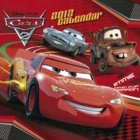 Calendario 2012 Disney cars 2 grid