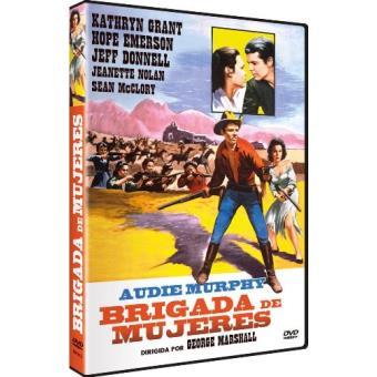 Brigada de mujeres - DVD