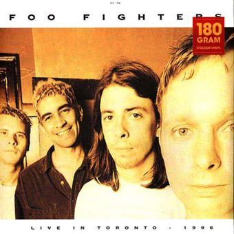Live in Toronto 3 april 1996 (Edición vinilo)