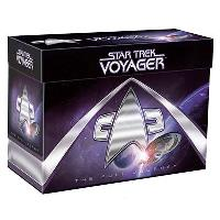 Pack Star Trek Voyager Serie Completa - DVD