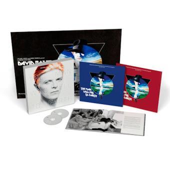 The Man Who Fell To Earth B.S.O. (Edición deluxe vinilo + CD)