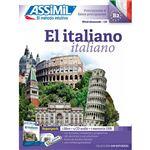 El italiano alumno l+4cd+usb