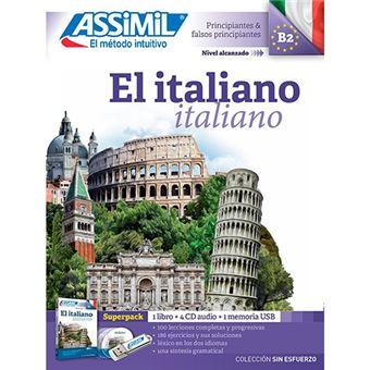 El Italiano - Libro alumno + 4 CD + USB