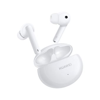 Auriculares Noise Cancelling Huawei FreeBuds 4i blanco