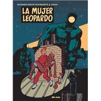 La mujer leopardo: Una aventura de Spirou
