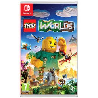 Lego Worlds Nintendo Switch Para Los Mejores Videojuegos Fnac