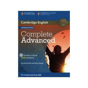 Completed advanced sb wk l+cd