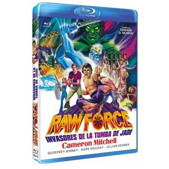 Raw Force - Invasores de la Tumba de Jade - Blu-Ray