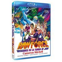 Raw Force - Invasores de la Tumba de Jade - Blu-Ray