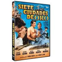 Siete ciudades de oro - DVD