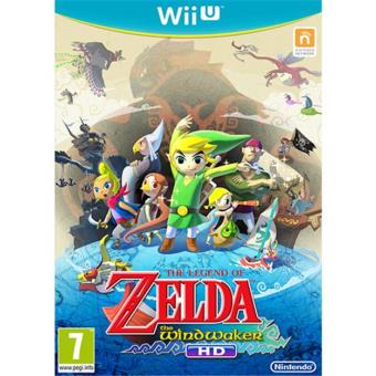 The Legend of Zelda: Wind Waker HD Wii U