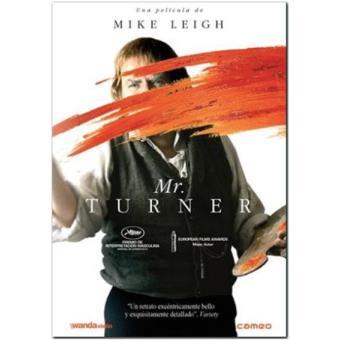 Mr Turner - DVD