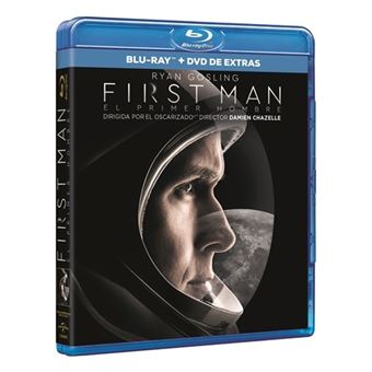 First Man - Blu-ray + DVD Extras