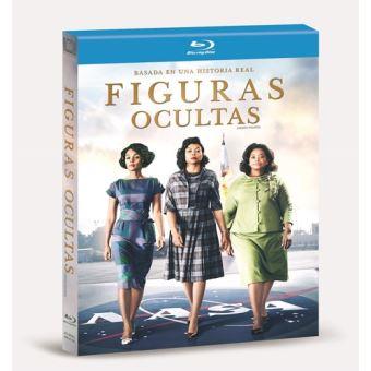 Figuras Ocultas - Blu-Ray  Digibook