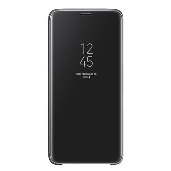 Funda Samsung Clear View Stand Negro para Samsung S9+