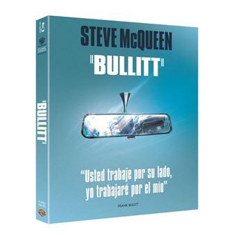 Bullit  Ed Iconic - Blu-Ray