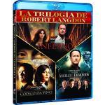 Pack La trilogía de Robert Langdon - Blu-Ray