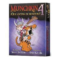Munchkin 4: ¡Que locura de montura!